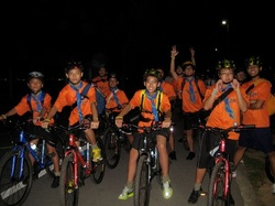 School Cycling Tour