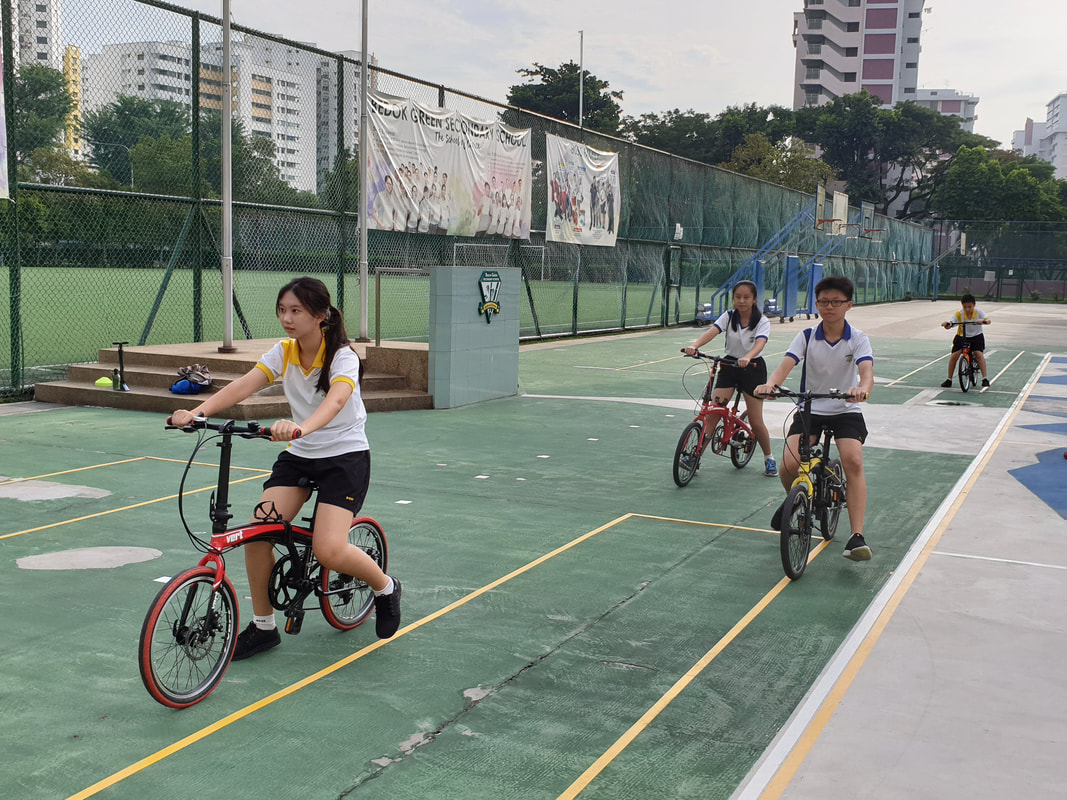 Learn to cycle school Singapore